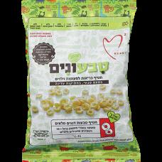 Хрустящие колечки из различных зерновых для детей от 9 месяцев 45г