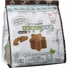 Бисквитные звездочки для детей от 12 месяцев со вкусом шоколада 150 г