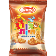 Детское печенье в виде животных, Baby Cookies animals Osem 250g