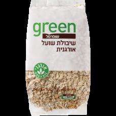 Органическая овсянка Green 500г