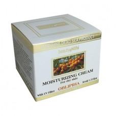 Увлажняющий крем для сухой кожи с маслом облепихи, Beauty Life Oblipiha Moisturizing Cream for Dry Skin 50 ml