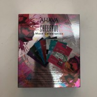 Набор масок Ahava Cheerful Mask Celebration Kit 7x8ml