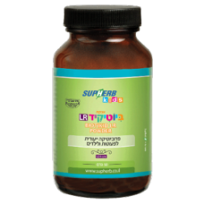 Пробиотик для детей, Probiotics for Toddlers & Children Supherb Biotikid LR Powder 50 gr