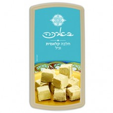 Натуральная халва с ванилью Баракэ, Halva Barake with vanilla 350 g