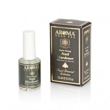 Укрепитель для ногтей, Aroma Dead Sea Extra Strong Nail Hardener 15 ml