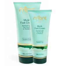 Крем для ног Мускус для сухой кожи More Beauty musk Foot Cream 100ml