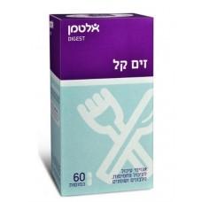 Комплекс для улучшения пищеварения Altman Zym Kal 60 капс.