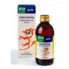 Витамин D3 и витамины группы B для детей Hadas в сиропе 240мл