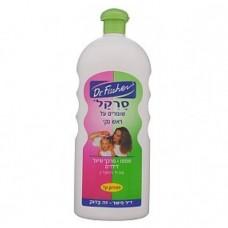 Детский шампунь и кондиционер, облегчающий расчесывание Sarekal Shampoo&Conditioner 500 мл
