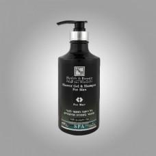 Гель для душа-шампунь для мужчин, Health&Beauty Shower Gel & Shampoo for men 780 ml