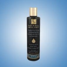 Безмыльный пилинг для лица с грязью Мертвого моря, Health&Beauty Soapless face peeling with Dead Sea mud 250 ml