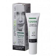 Гель для купирования поражений в полости рта Floris Aphtokal Oral Gel 10g