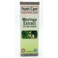 Экстракт моринги, Nutri Care Moringa oleifera Extract 100 ml