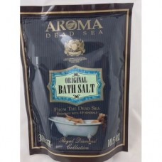 Соль Мертвого моря, Aroma Dead Sea Original Bath Salts 300gr