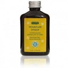 Mountain hyssop Envigorating Bath Emulsion - Эмульсия для укрепления иммунной системы 140 мл