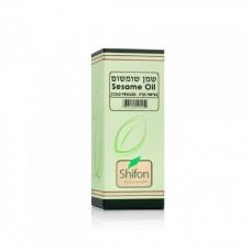 Масло кунжутного семени, Sesame Oil (Sesamum indicum) Shifon 100 ml