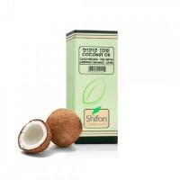 Кокосовое масло холодного отжима органическое, Cold pressed Organic Virgin Coconut Oil (Cocos nucifera) Shifon 1000 ml